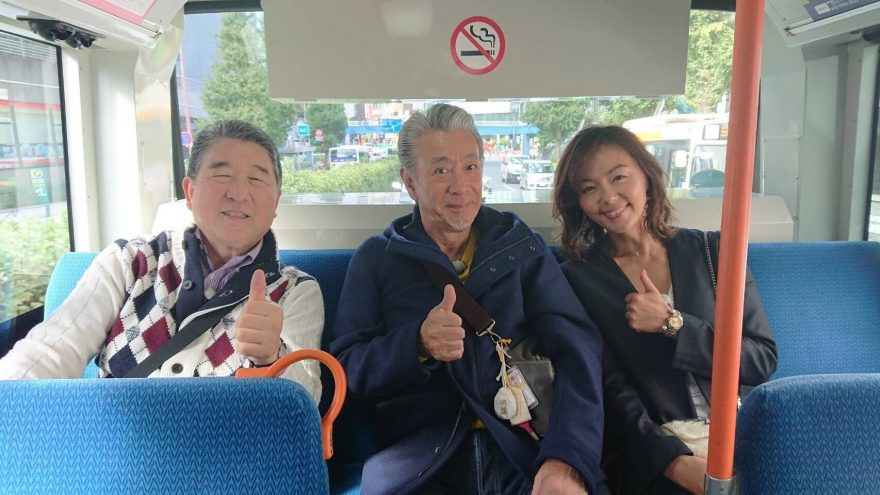 """路線バスの旅』と『じゅん散歩』が初コラボ!徳光&高田が""""寄り道 ..."""