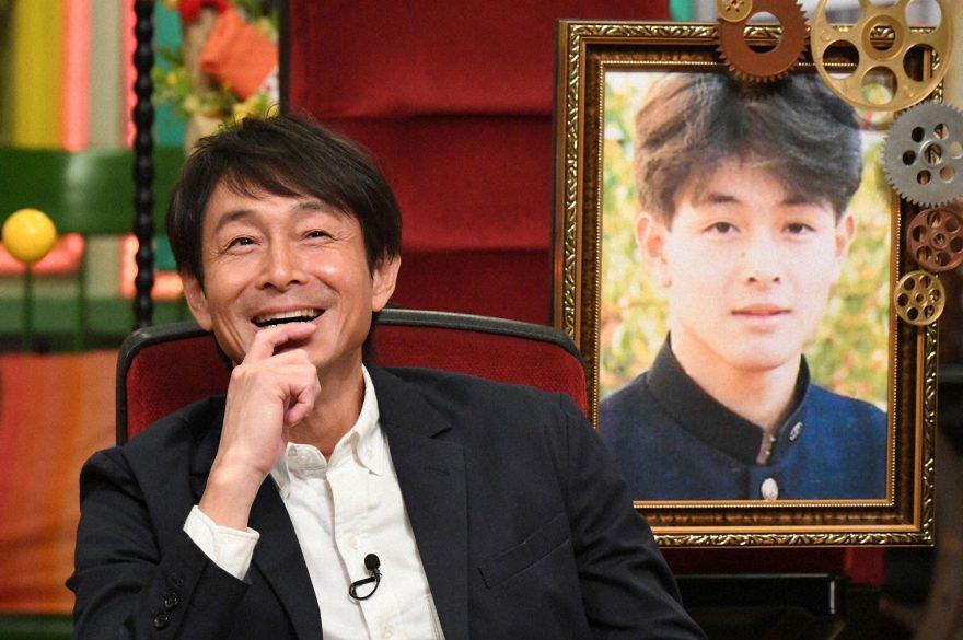 楽しそうな吉田栄作