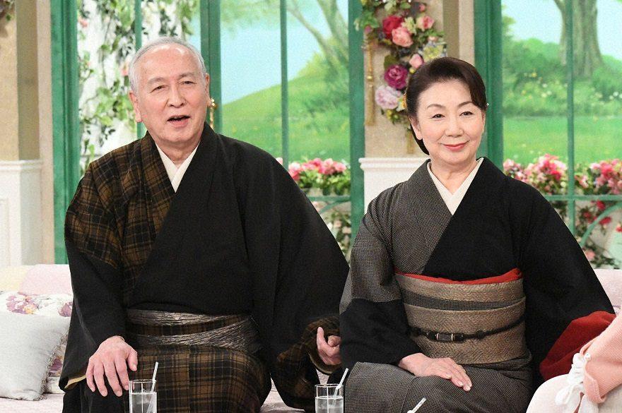 """テレ朝POST村井國夫、70歳過ぎて""""遊び""""激減。妻・音無美紀子の本音は「行ってもいいのに」"""
