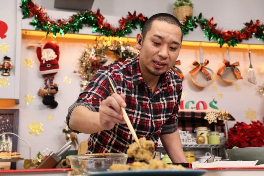 動画 ダイゴズキッチン クリスマス