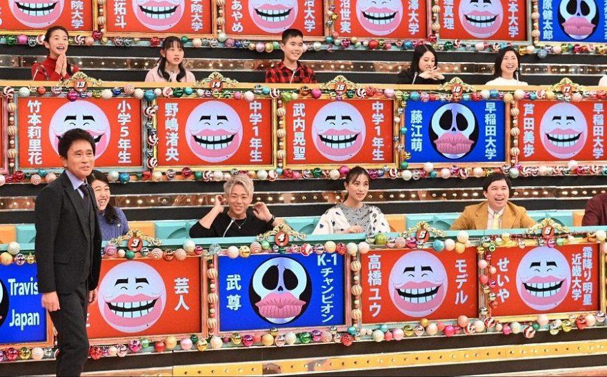 テレ朝POST浜田雅功「これ間違えたらグーで殴る!」クイズ番組で回答者にひと言