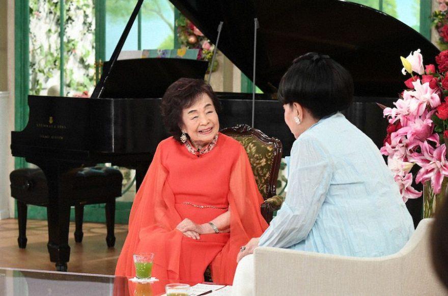 徹子 の 部屋 ピアニスト 徹子の部屋、99歳ピアニスト室井摩耶子(むろいまやこ)の肉食女子生活...