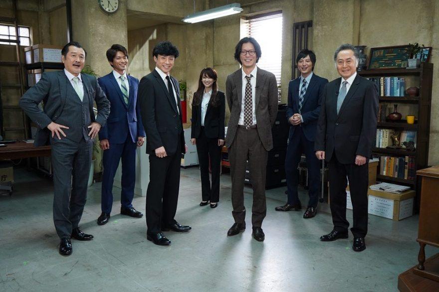 テレ朝POST » 『刑事7人』キャスト陣が爆笑SPトーク! 罰ゲームでは ...