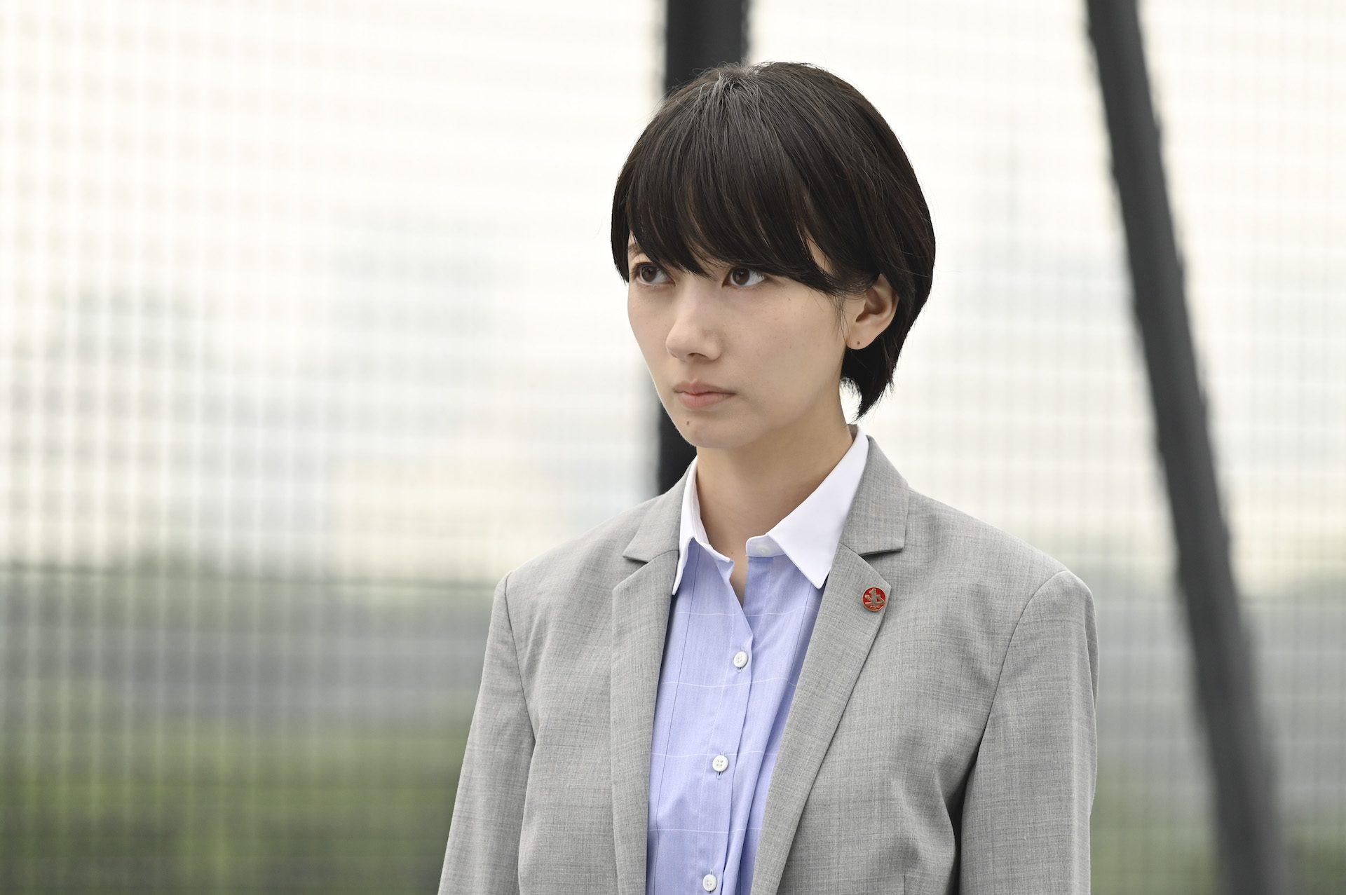 テレ朝POST » 波瑠は「本当に頼りになる!」脚本家・大森美香、『未 ...