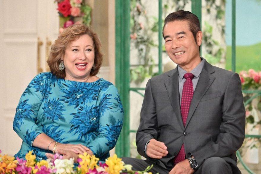 結婚41年のおしどり夫婦!勝野洋、ステイホーム中に妻・キャシー中島の ...