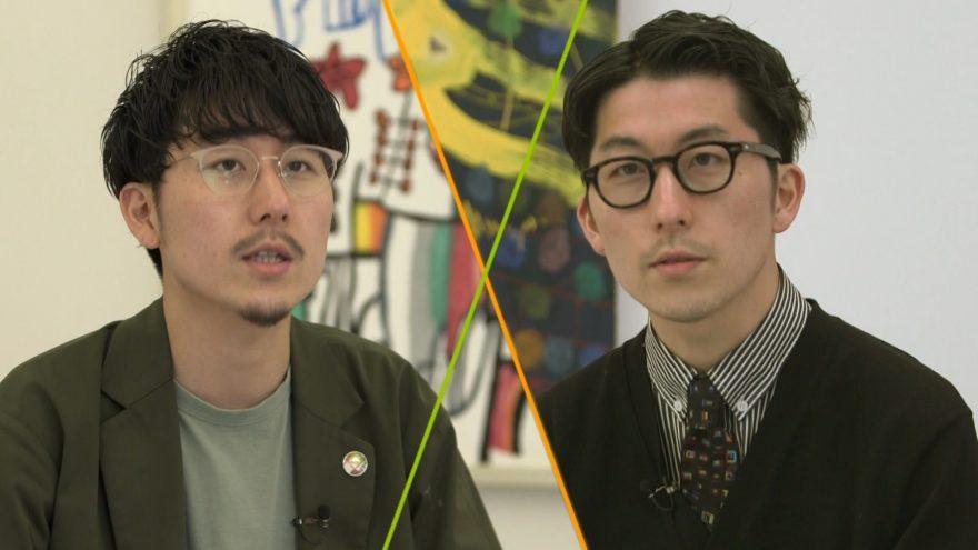 """障害者のアートを""""ビジネス""""に。双子の兄弟が目指す優しい世界「支…"""