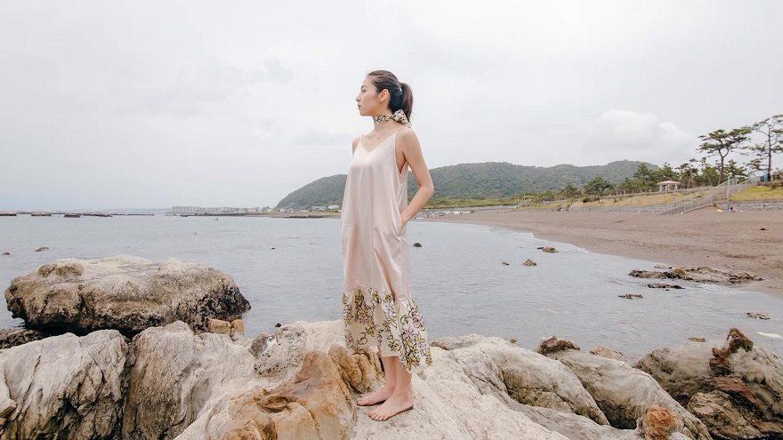 昔ながらの着物をモダンなワンピースに!隠れた日本の伝統文化に光…