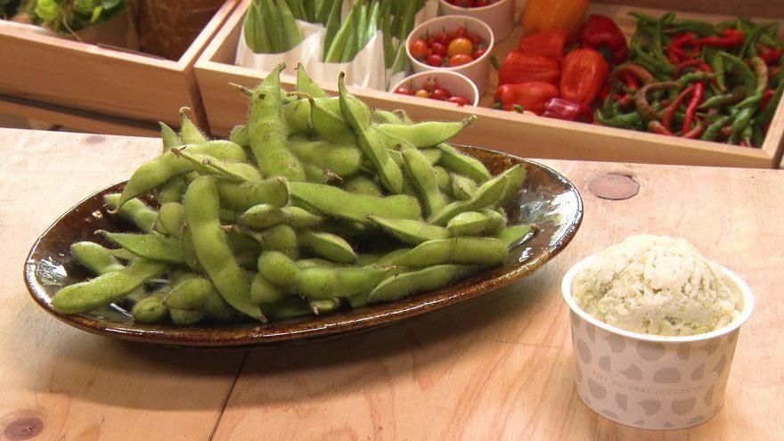 廃棄される野菜が「絶品アイス」に!売れ残りに悩む八百屋が編み出…